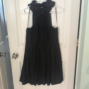 MM Couture Black Dress
